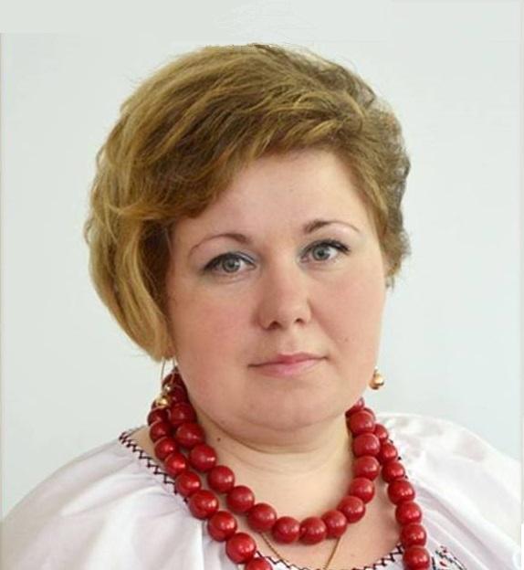 Ткачук Оксана Петрівна
